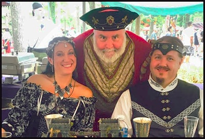 Weddings at King Richards Faire