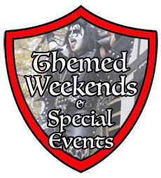 THEMED WEEKENDs